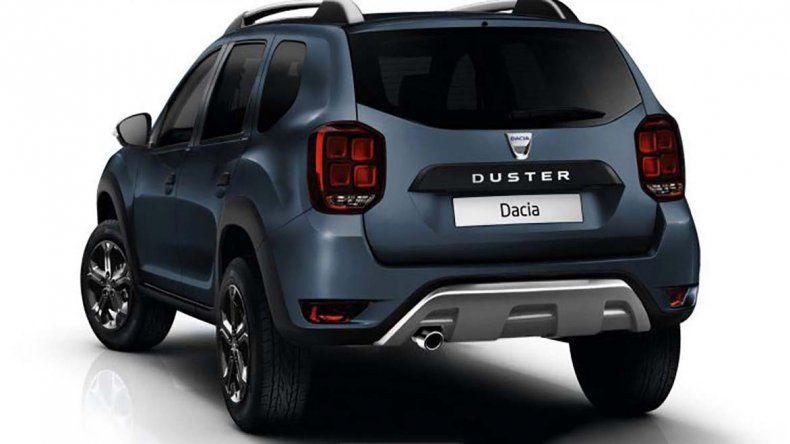 Anticipan la próxima generación de Duster