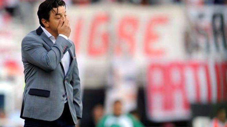 Marcelo Gallardo se refirió a los casos de doping que sacudieron River
