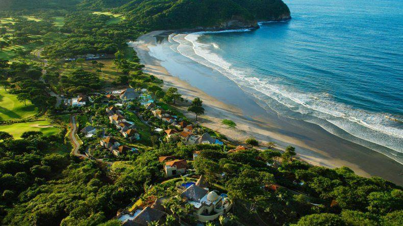 Hermosas costas e increíble naturaleza caracterizan a Nicaragua como destino.