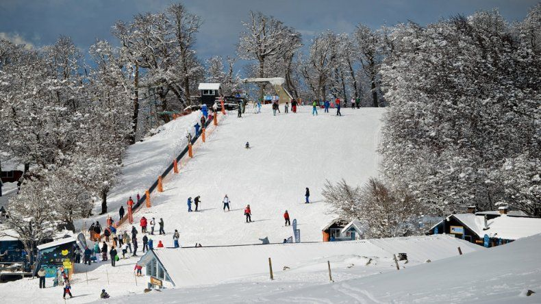Argentina cuenta con importantes centros de esquí