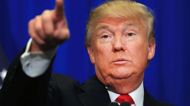 Trump lanzó una propuesta para reducir al  50% la inmigración legal a EE.UU. en 10 años