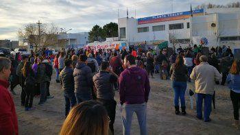 Multitudinario festival en apoyo a los despedidos de Pepsi