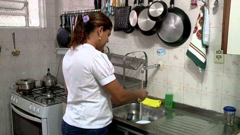 Trabajadores domésticos acordaron un 25% de aumento
