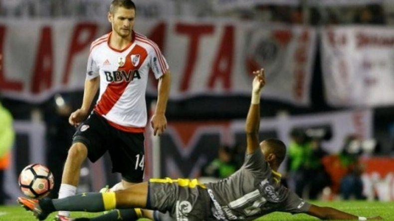 River: Joaquín Arzura fue cedido al Osasuna
