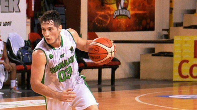 Enzo Amado deja Gimnasia y se va a San Miguel de Tucumán