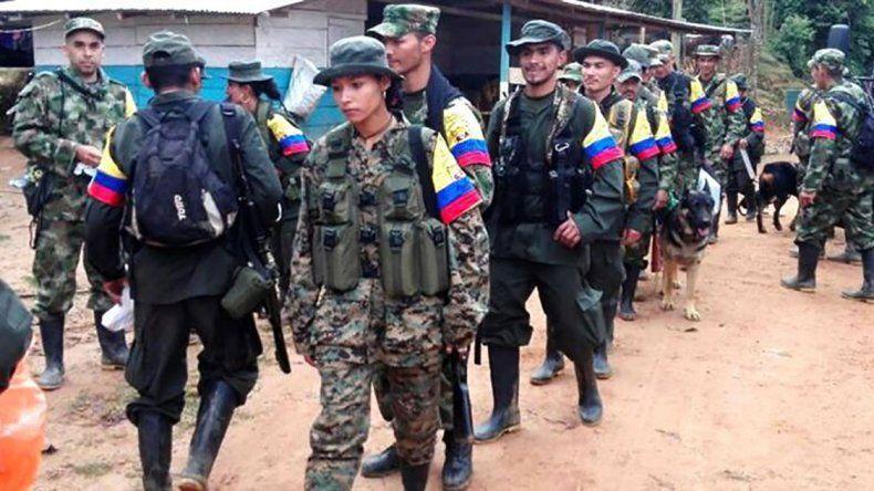 El grupo guerrillero anunció su lanzamiento político.