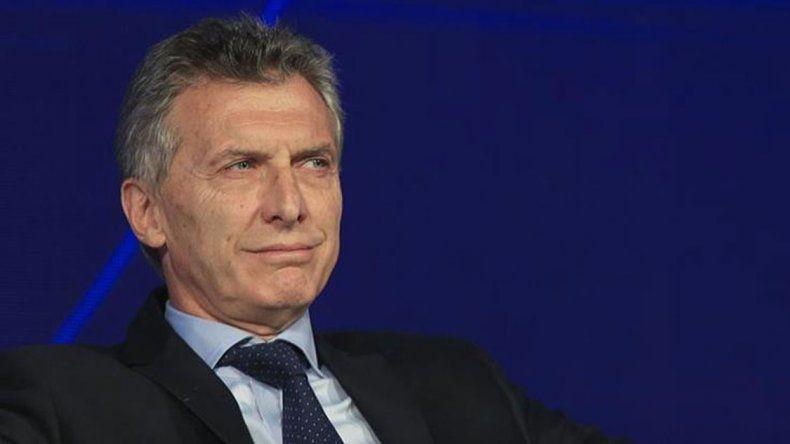 Mauricio Macri le pidió a la justicia celeridad en las investigaciones.