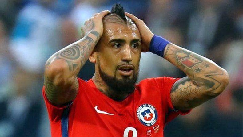 ¿Chile sin mundial y excluido de todas las competiciones?