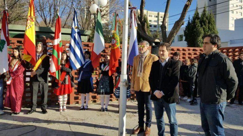 Comodoro celebró el 152° Aniversario del Desembarco Galés