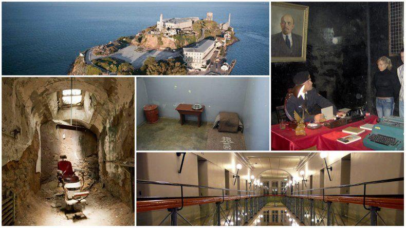 Top 5: Cárceles que ahora son una atracción turística