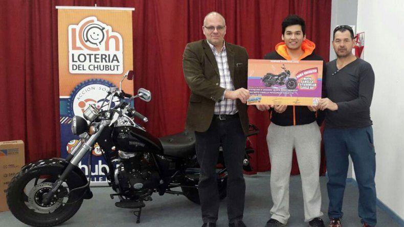 Lotería entregó premios del Telebingo