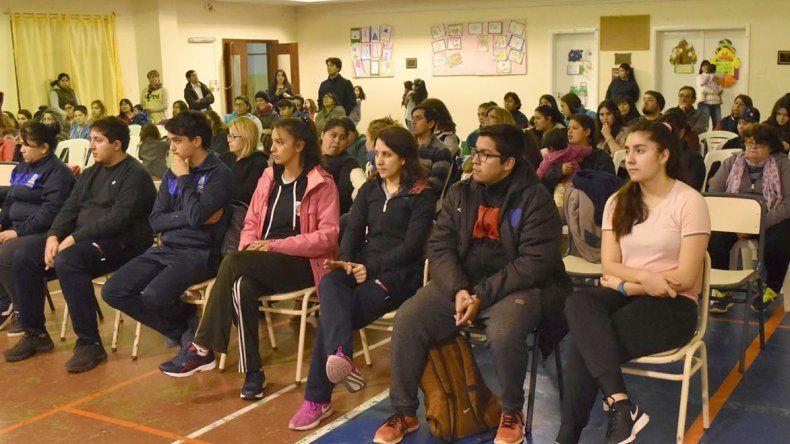 El acto se realizó el último jueves en la Escuela 115 del barrio Diadema Argentina.