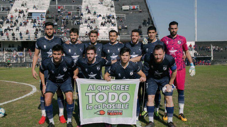 Guillermo Brown de Puerto Madryn irá esta tarde por el ansiado segundo ascenso a la máxima categoría del fútbol argentino.
