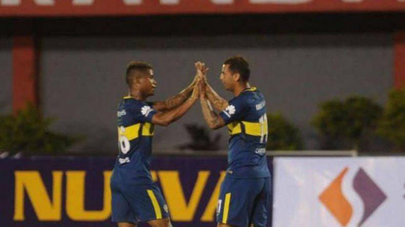 Boca ganó por penales