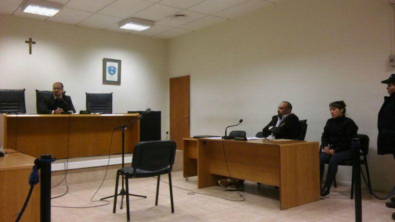Juliana Uribe rompió en llanto tras escuchar que pasará tres meses en prisión preventiva.
