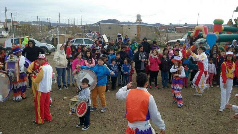 Foto: Imagen de la celebración del Día del Niño del año pasado.