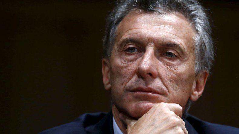 Mauricio Macri aseguró que el Gobierno no tiene elaborado un plan de reforma laboral. Sin embargo