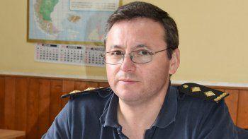 El segundo jefe de la Unidad Regional, César Brandt (foto), confirmó que los policías están identificados.