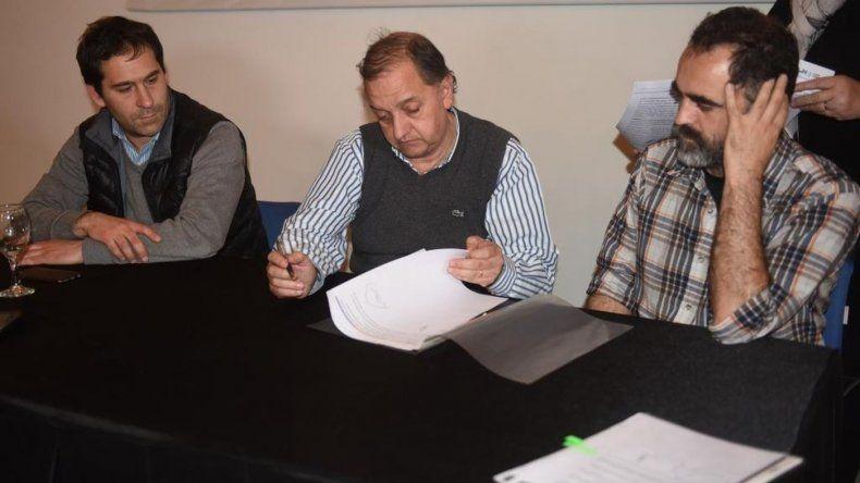 Comodoro adhirió al convenio de Red de Municipios Cooperativos