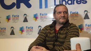 Sztajnszrajber se presenta hoy en la Feria del Libro