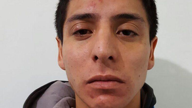 Atrapan in fraganti a dos ladrones en Cañadón Seco