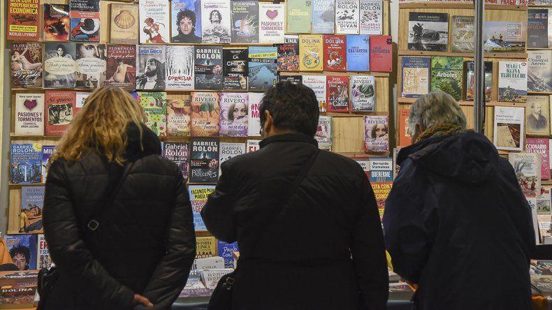 La Feria del Libro ofrece variadas propuestas para el público.