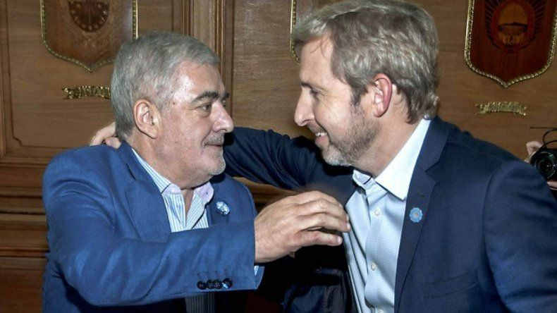 Das Neves se reunió con Frigerio y se avanzó en compromiso nacional por financiamiento