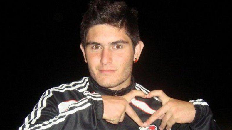 El futbolista Gastón Galeano fue atropellado: le apuntaron una pierna y un brazo