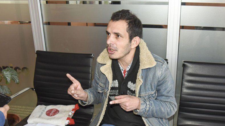 Horacio Manuel Romero tiene 41 años
