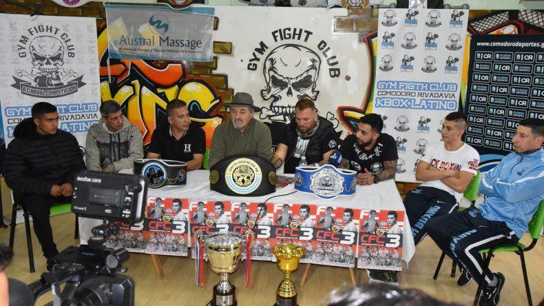 Adrián Cabrera pretende dejar el título  Argentino AFSO en Comodoro Rivadavia