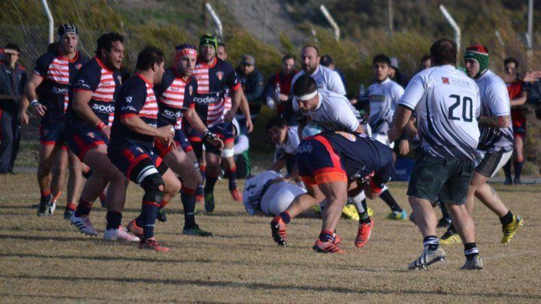 Comodoro RC se quedó con una gran victoria ante San Jorge RC que le permite afianzarse en la cima del campeonato.