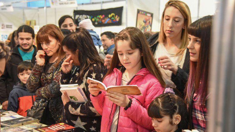 Comodoro Rivadavia vivió once días de fiesta en torno a la lectura. En la última jornada