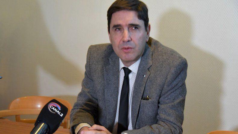 El concejal Pablo Calicate también afirmó que en la sesión ordinaria del jueves solicitará a sus pares que fijen una postura en torno al escándalo que involucra al intendente.
