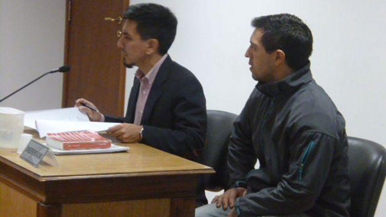 Luis Carmona llegó a juicio por robar y matar un caballo. Para desgracia suya