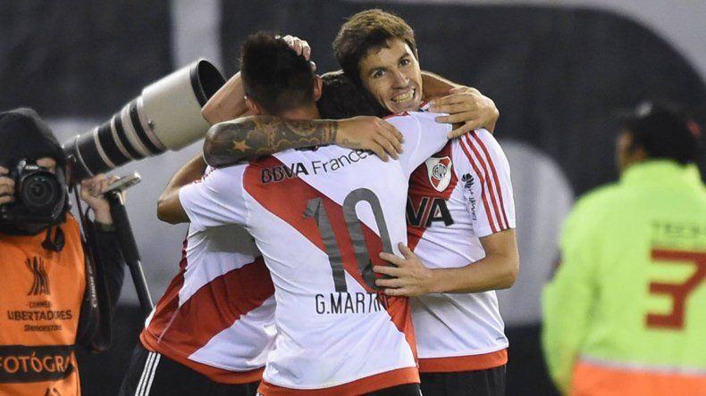 River viene de vencer 2-0 a Guaraní de Paraguay en el partido de ida jugado en Asunción.