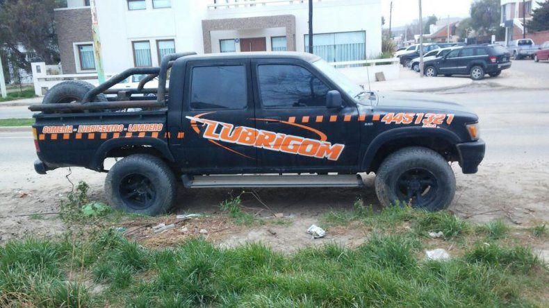 Secuestran en Rada Tilly una camioneta robada