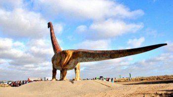 El dinosaurio más grande del mundo ya tiene nombre