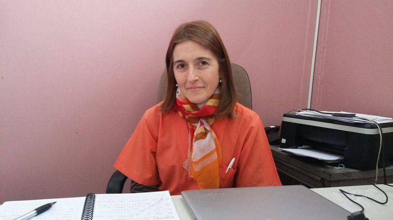 María Sanguinetti es una de las dos licenciadas en Nutrición que disertarán durante las tres jornadas.