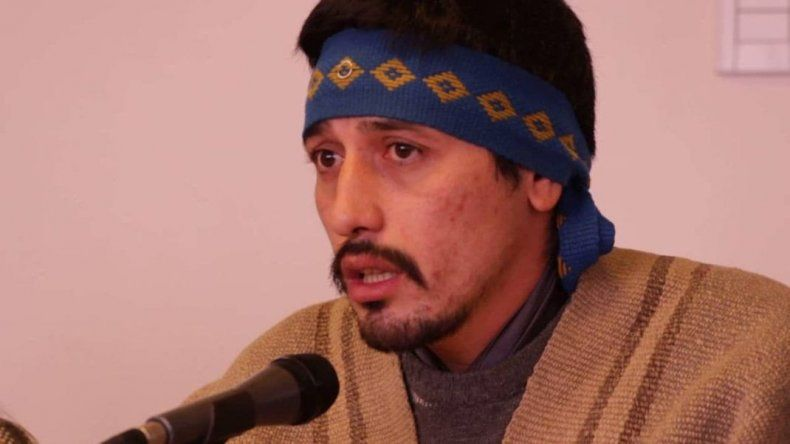 Citan a Jones Huala por el pedido de extradición de Chile