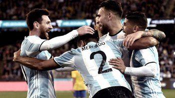 Argentina continúa tercera en el ranking mundial