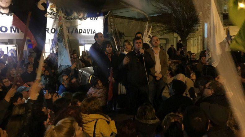 Fueyo: este domingo enfrentamos a Macri