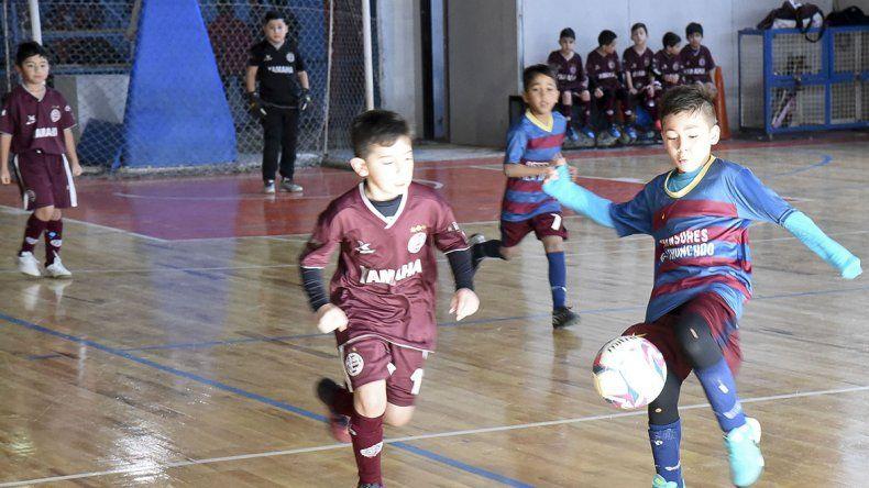 Los chicos tendrán este fin de semana descanso por el torneo de futsal oficial que organiza en su sede la CAI.