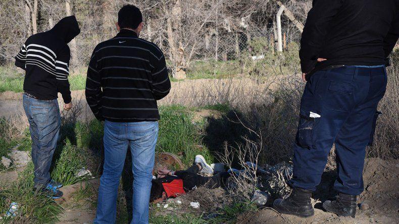 Los sospechosos de intentar asaltar a la familia de Kilómetro 3 fueron interceptados en el Cordón Forestal.