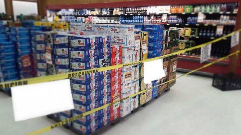 Prohibidas las reuniones públicas y la venta de alcohol