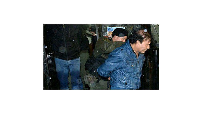Detuvieron a Enrique Antequera, dueño de una de las ferias de La Salada