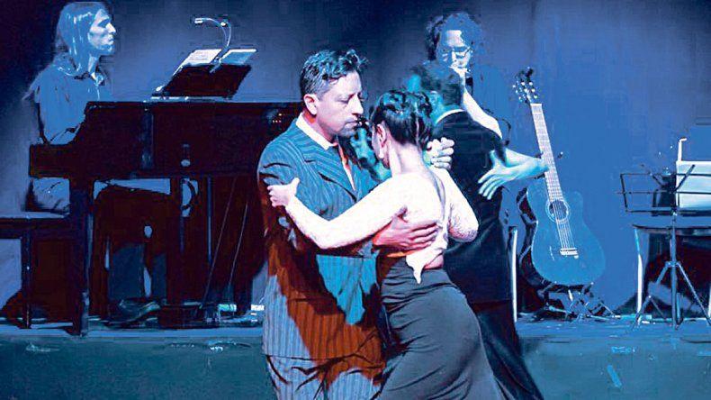 Academia de tango porteña en pleno corazón de Atenas