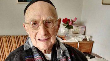 Murió a los 113 años el hombre más viejo del mundo