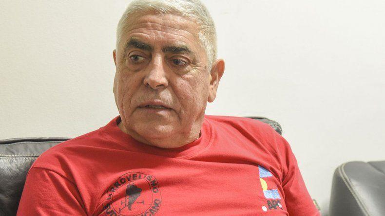 Oscar Coria tuvo una extensa charla con El Patagónico sobre su pasión por los carros a vela.