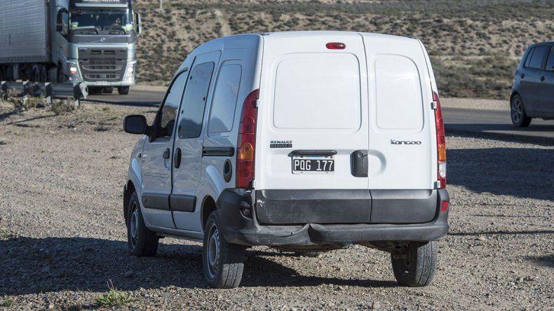 Los daños que registraron los dos vehículos involucrados en el accidente.