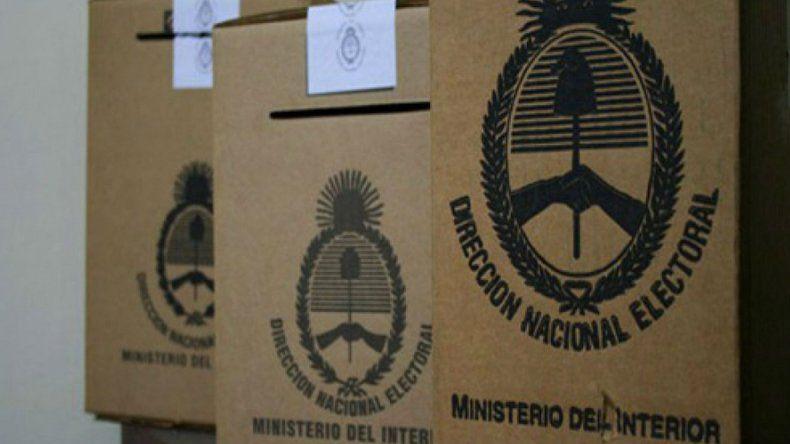 Por adherir fuera de tiempo, más municipios no podrán votar intendente